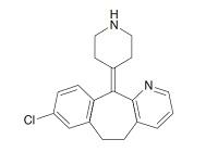 デスロラタジンの構造式