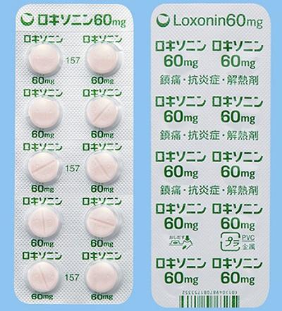 ロキソニン 量