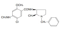 エミレースの構造式