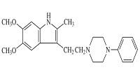 オキシペルチンの構造式