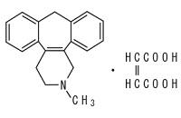 セチプチリンの構造式