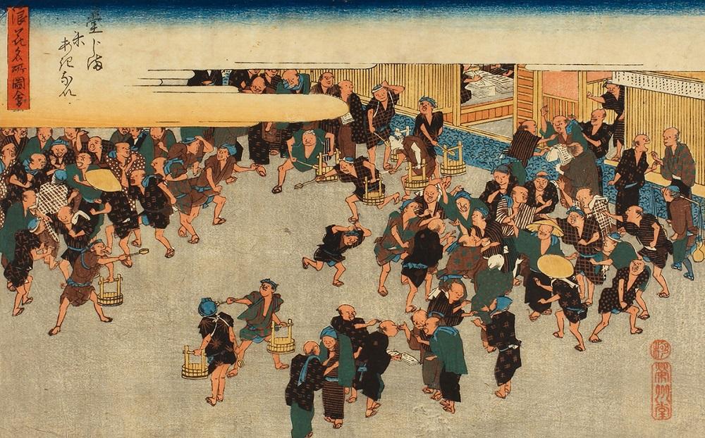 堂島米市場
