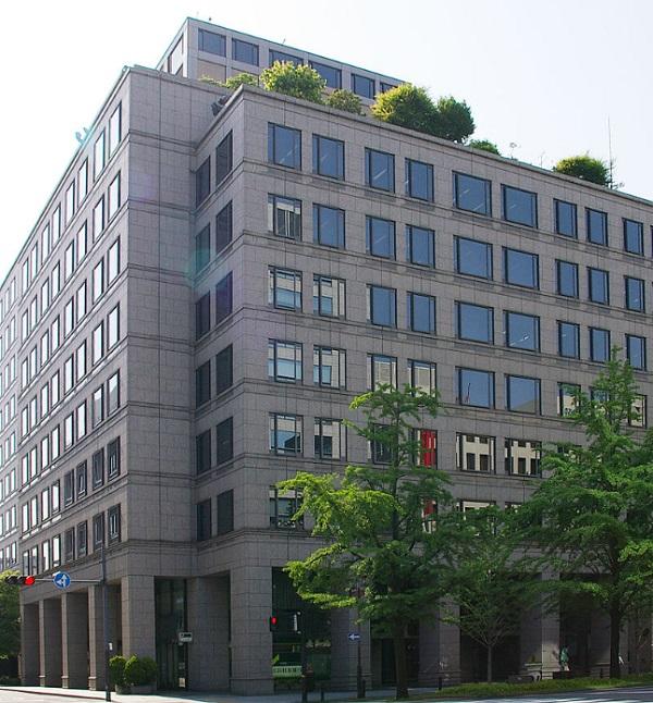 武田薬品工業の本社